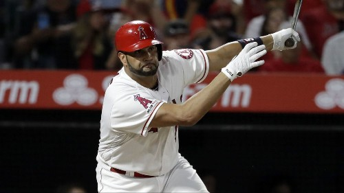 Angels rally against Astros to extend homestand winning streak
