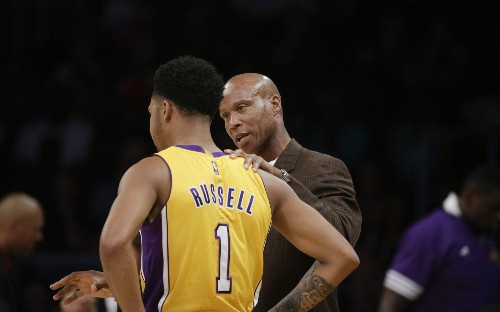 D'Angelo Russell says he has better understanding of role with Lakers
