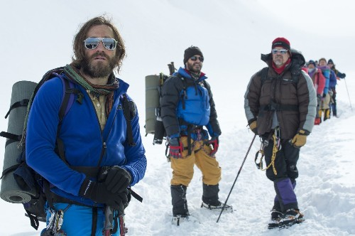 'Everest' is a close look at 1996 disaster. Maybe too close. - Los Angeles Times