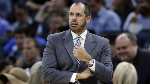 Lakers finalize deal to make Frank Vogel their coach