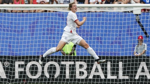 Women's World Cup on TV: England and Norway kick off the quarterfinals