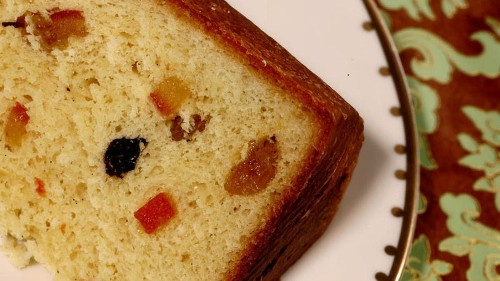25 homemade holiday gift recipes: Panettone - Los Angeles Times