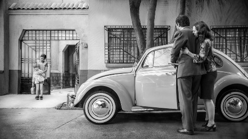'Roma' named best picture of the year by the Los Angeles Film Critics Assn.