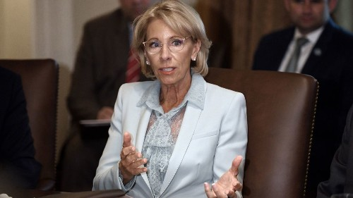 Betsy DeVos sides with predatory for-profit colleges over America's students