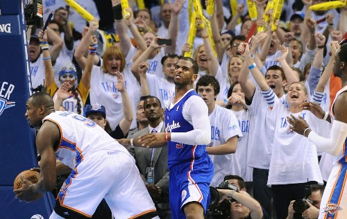 Five takeaways from Thunder's 105-104 win over Clippers in Game 5
