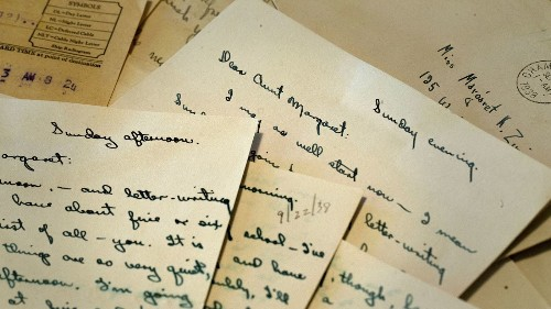 Check that shoe box full of your family letters. There are keepers that can fill in L.A.'s history - Los Angeles Times
