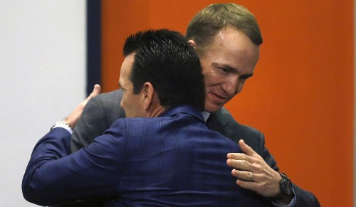 The NFL reacts to Peyton Manning's retirement