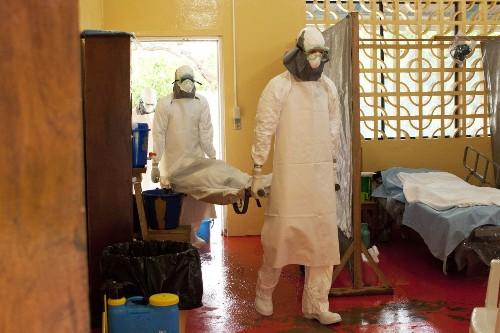 Mystery Ebola virus serum manufactured by San Diego firm - Los Angeles Times