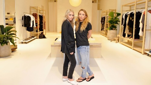 Mary-Kate, Ashley Olsen's Elizabeth and James label opens its first store at the Grove - Los Angeles Times