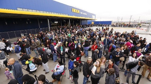 Ikea to slash 7,500 jobs, focus on smaller stores in city centers - Los Angeles Times