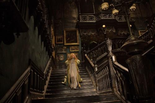 For Guillermo del Toro, home is where the horror is in 'Crimson Peak'