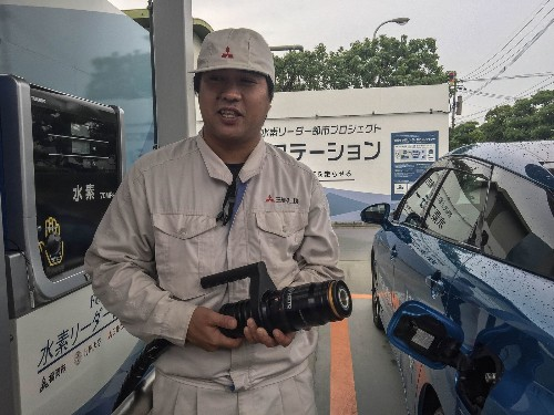 Flush, then fill up: Japan taps sewage to fuel hydrogen-powered cars - Los Angeles Times