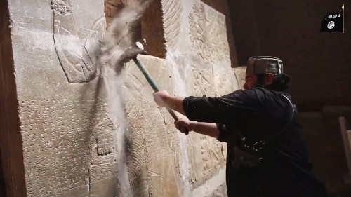 Why Islamic State wants to destroy the treasures of the ancient world