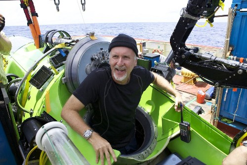 'James Cameron's Deepsea Challenge 3D' to open in August - Los Angeles Times