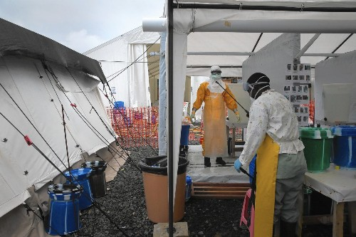 Aid group has set the gold standard on Ebola safety - Los Angeles Times