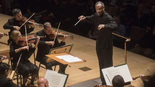 Review: L.A. Phil revives the neglected 'dean of African American composers'