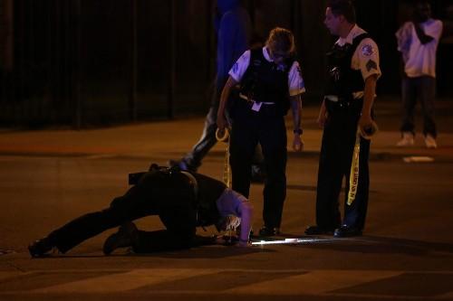 11 shot, including 3-year-old boy, as Chicago gun violence worsens