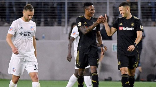 LAFC looks to continue hot streak while Galaxy would just like a goal