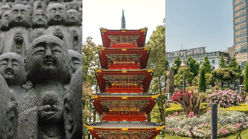 Three Tokyo day trips step into Japanese history