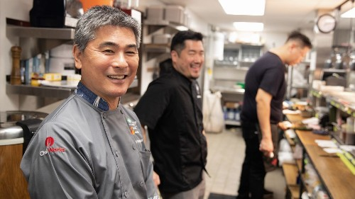 Roy's to mark 30 years with a chef-centric party at its original Hawaii location, and a new restaurant with a different name - Los Angeles Times