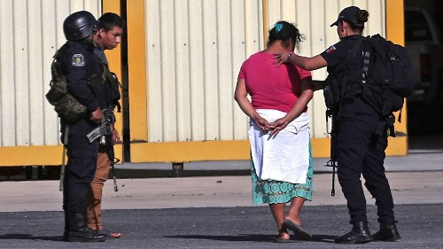 In one small Mexican town, the citizens become armed vigilantes to take on a drug gang