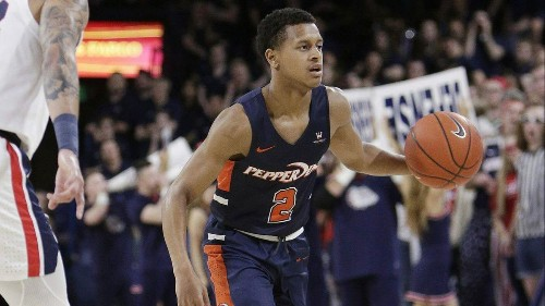 Southland basketball roundup: Darryl Polk Jr. helps Pepperdine past Pacific 61-53 in WCC tourney