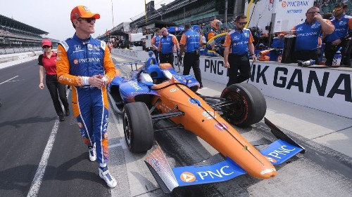 Scott Dixon is a perennial Indy 500 contender for good reason: consistency