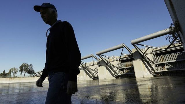Rare L.A. mega-storm could overwhelm dam and flood dozens of cities, experts say