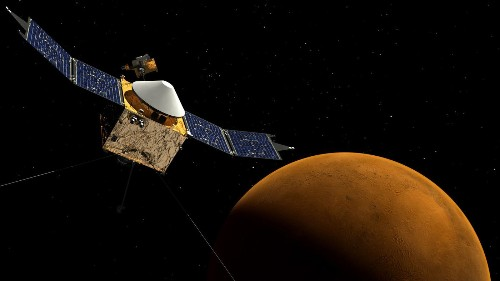 Get ready! NASA's MAVEN mission is about to reach Mars