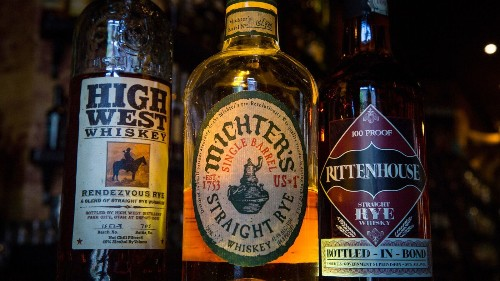 The rye-volution: Rye whiskey's moment continues - Los Angeles Times