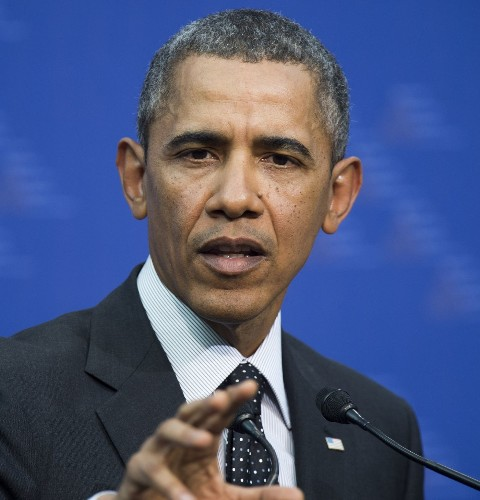 U.S. must win back trust on intelligence gathering, Obama says - Los Angeles Times
