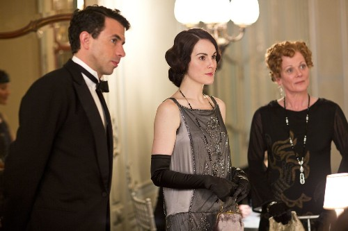'Downton Abbey' recap: Masters and sex - Los Angeles Times