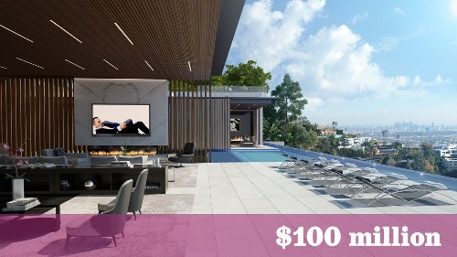 Beverly Hills spec house with a nightclub to list for $100 million - Los Angeles Times