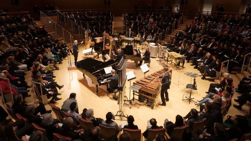 Frank Gehry went to Berlin to celebrate his 90th birthday. The reason: Music, music, music