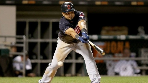 MLB: For first time, whiffs top hits - Los Angeles Times