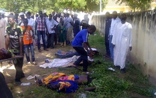 Al Qaeda-linked group blamed in Nigerian college attack