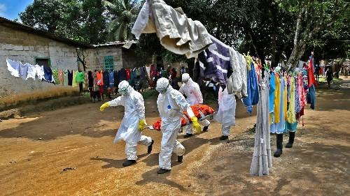 Ebola hits home for a Liberian faith healer