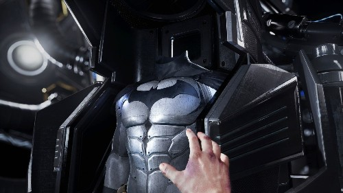 It took the power of Batman and PlayStation VR to turn a skeptic in an almost-believer
