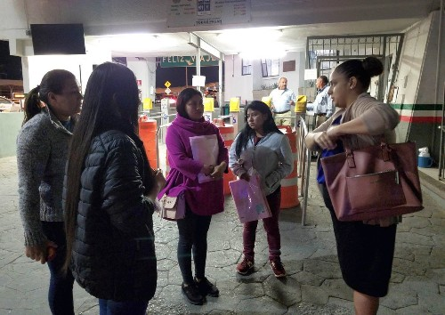 Pregnant women, other vulnerable asylum seekers are returned to Mexico to await hearings