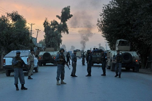 Taliban claims responsibility for Afghan attack killing 6, wounding 33