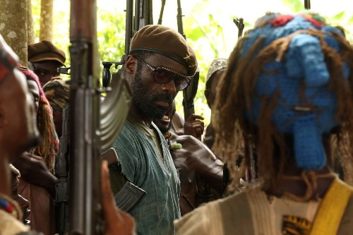 Netflix sets dates for 'Beasts of No Nation,' 'Ridiculous Six,' 'Pee-wee'