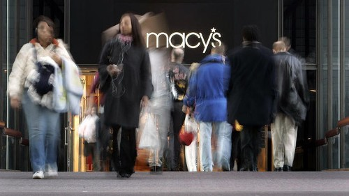 Struggling Macy's rumored to be in takeover talks with owner of Saks