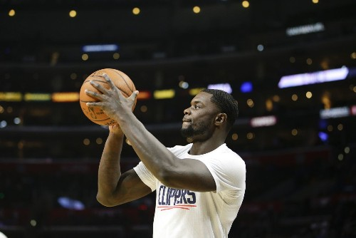 Clippers' Lance Stephenson tries to stay positive despite lack of playing time