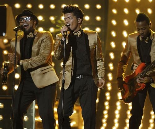 Bruno Mars, Ed Sheeran added to Rock in Rio Las Vegas - Los Angeles Times
