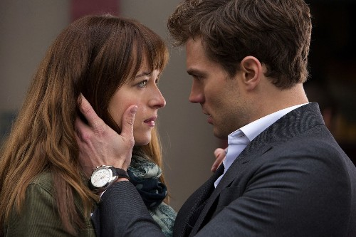 'Fifty Shades of Grey's' allure: sex or money?