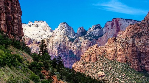 Nothing but wow moments on this tour of Utah's five national parks - Los Angeles Times