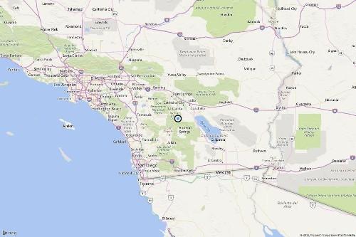 Earthquake: 3.1 quake strikes near La Quinta, Calif. - Los Angeles Times