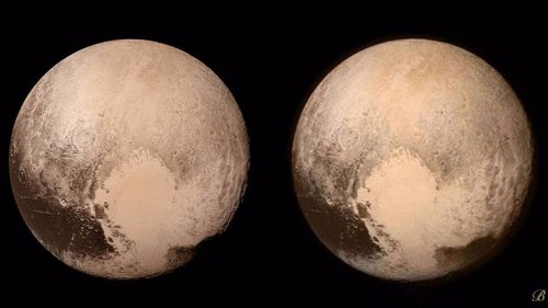 Does Pluto have a hidden ocean? Its 'heart' holds a clue - Los Angeles Times