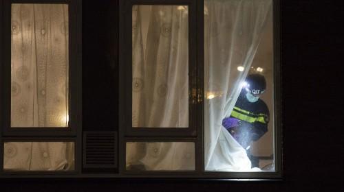 Tram shooting investigators say note in suspected getaway car suggests terrorism