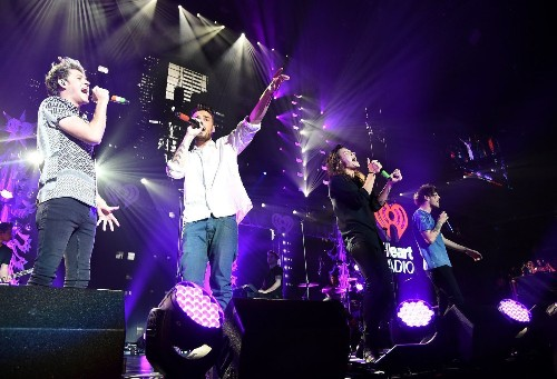 One Direction and the Weeknd pay the piper at KIIS-FM's Jingle Ball